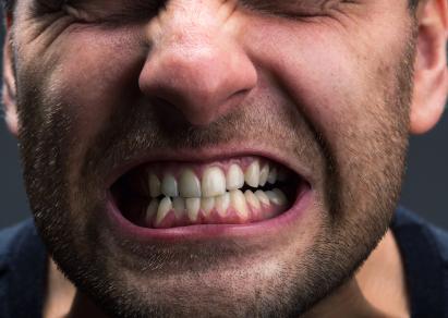 Grinding Teeth, Bruxism
