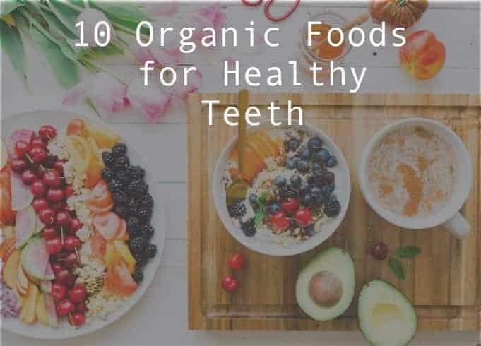 organic healthy food on cutting board in a kitchen